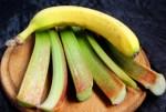 Les avantages de la consommation de rhubarbe et de bananes