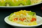 Salade de poulet festive – un apéritif élégant qui ne laissera personne indifférent!