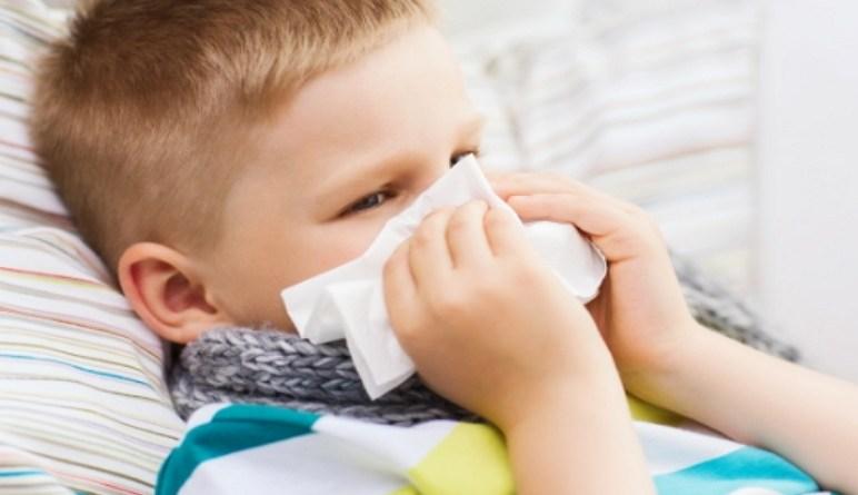 les viroses, les virus, le rhume, la grippe