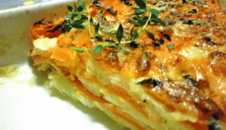 gratin, légumes, des gratins santé, recettes santé, recettes saines, plats principaux