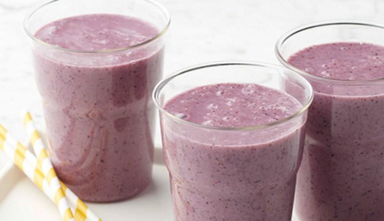 smoothie sans lait, smoothie santé