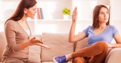 punition pour l'adolescent, comment punir l'adolescent