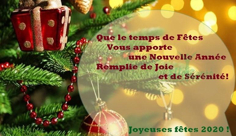 Joyeux Noel, Temps de fêtes, Bonne Année, Nouvelle Année