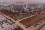 Un hôpital pour les patients atteints de coronavirus ouvert en seulement 2 jours