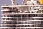 6000 passagers bloqués sur un bateau de croisière en raison de coronavirus