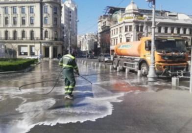 Covid-19: La pulvérisation des rues est dangereuse pour l'humain