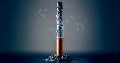 le tabagisme, les effets de la cigarette