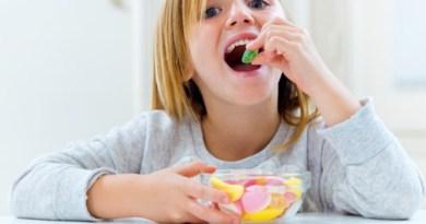 le sucre et les enfants, l'envie de sucreries, l'envie de sucre