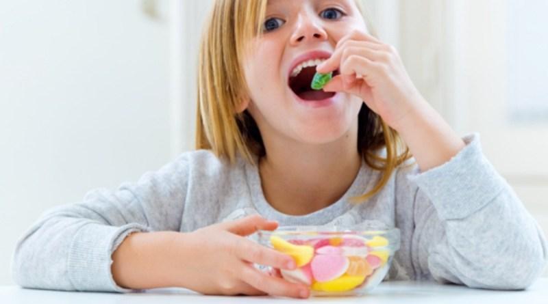 L'envie de sucré chez les enfants