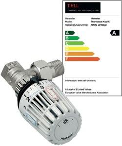 Actuador termostático