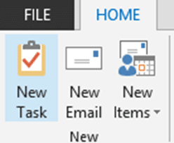 Outlook Tasks