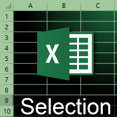 Selecting things in Excel