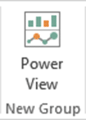 PowerView button missing - how to add