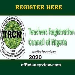 Teachers registration Council of Nigeria (TRCN) Examination Result