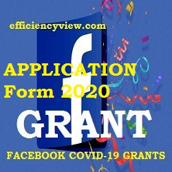 Facebook Small Business Grant Program Form 2020/2021