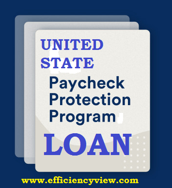How to apply for United State Paycheck Protection Program Loan via Portal 2020/2021