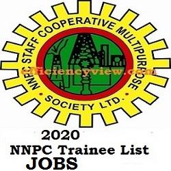 NNPC Recruitment 2020