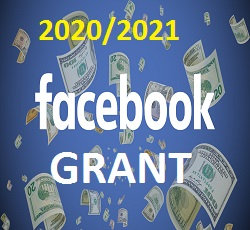 Facebook Small Business Grants Program 2020/2021 for European/Asian/American Countries