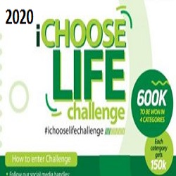 Federal Government I choose Life Campaign 2020 to win 600k during COVID 19