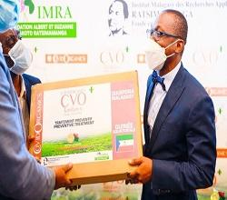 Madagascar sends Coronavirus Herbal Medicine to 15 African Countries