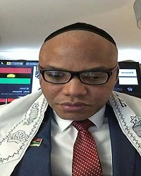 Federal Government orders immediate arrest of Nnamdi Kanu IPOB Leader