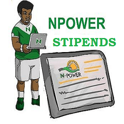 Npower Beneficiaries Stipends Payment for 2020 May salary
