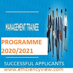 Union Bank Management Trainee Programme Shortlisted Candidates for Interview/ Aptitude Test 2020/2021