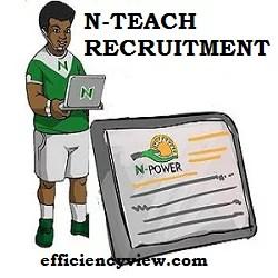 How to register for 2020 Npower Teach Job Recruitment via new link portal