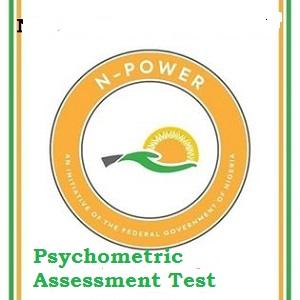 Npower Psychometric Assessment Test