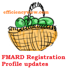 Npower FMARD Registration Profile updates Link