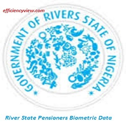 River State Pensioners Biometric Data Capture Form