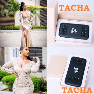 Tacha celebrates after earning 7.5 Million Naira in 2 hours