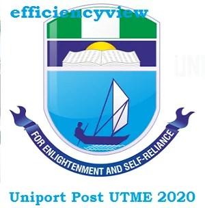Uniport Post UTME Data Capture Portal opened for 2020 Screening Exercise