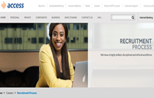 Access Bank Career Recruitment Application Form Portal – Apply for Jobs here