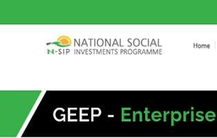 GEEP Loan 2020-2023: how to Register/apply through Login Portal
