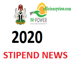 Npower has approved July Stipends Payment for Beneficiaries 2020