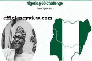 Nigeria at 60 Challenge 2020 for Nigerians apply - nigeriaat60.gov.ng