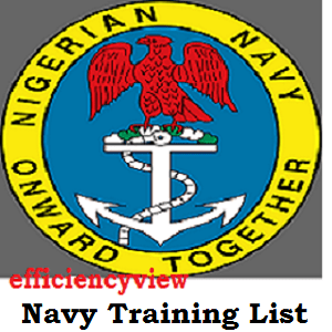 Nigeria Navy list of Shortlisted Candidates 2020 for NNBTS batch 29B Training check here