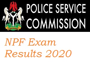 Nigerian Police Force Constable Recruitment Aptitude Test CBT Results 2020