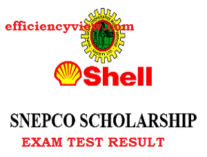 NNPC/SNEPCo NUS Scholarship Exam CBT Test Results 2020 out check here
