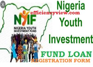 NYIF N75 Billion Loan Registration Form updates 2020/2021