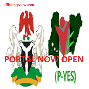 PYES online Recruitment Application Form 2020/2021 apply here