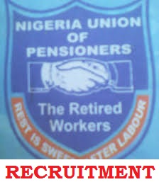 Nigeria Union of Pensioners (NUP) Recruitment Application Form 2020 out apply here