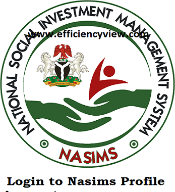 How to login/sign in to Nasims Profile Account- nasims.gov.ng/login