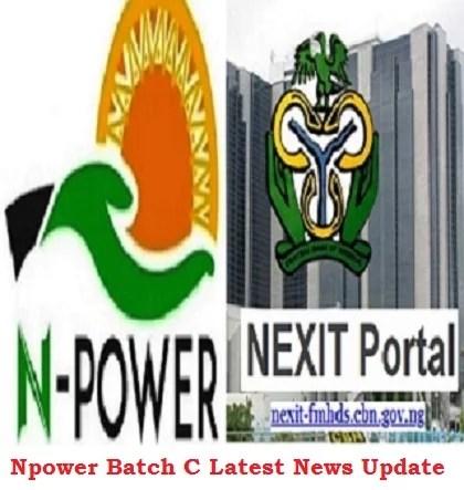 Npower Batch C Latest News Update and Nexit Loan Package Disbursement 2021/2022
