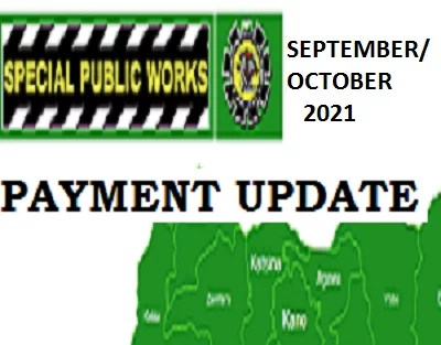 Latest News Update about 2021 September/October NDE 774000 SPW Stipends/Salary Payment