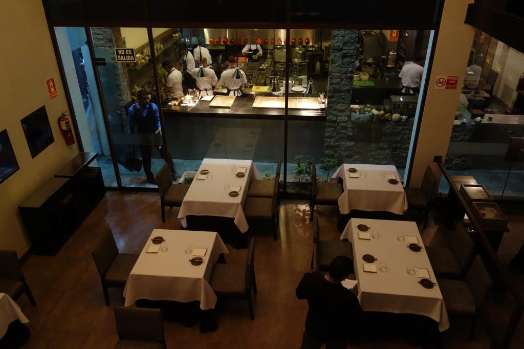 Dining Review: Central Restaurant. Lima Peru - Efficient Asian Man