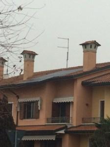 ombre fotovoltaico