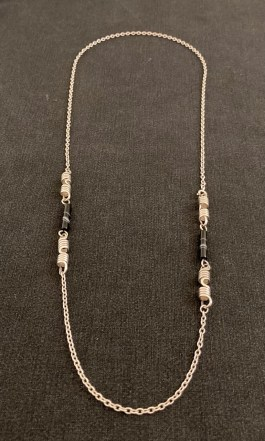 Necklace by Anna Greta Eker for PLUS