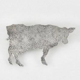 Brooch by Esther Helén Slagsvold for David-Andersen